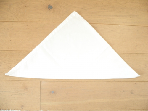 pliage serviette en triangle.JPG